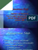 Intravenous Fluid