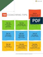 Smart Working_10 Coaching Tips_2017