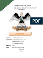 Caja Credicusco Infoirme