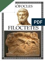 Sofocles - Filoctetes