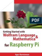 Getting Started with Wolfram Language and Mathematica for Raspberry Pi - Agus Kurniawan.pdf