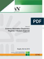 Manual Sistema Informatico Electronico