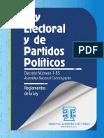Ley Electoral y de Partidos Políticos (Guatemala)