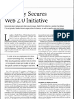 Gateway Secures Web 2.0 Initiative