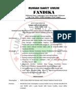 Sk Panitia Survey Simulasi Akreditasi