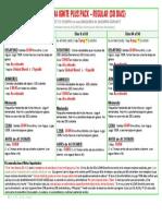 Calendario Ignite Plus Pack Regular 30 Dias Rev.may 2012