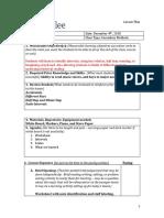 secondary methods plan 2