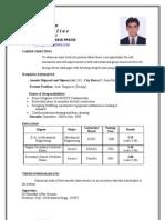 Anam CV