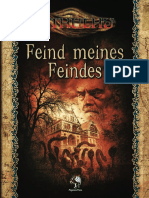 Cthulhu - Edition 7 - Feind Meines Feindes