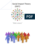 Dynamic Social Impact Theory