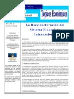 Banco Central de Reserva 103279904la-Reestructuracion Del Sistema f. i.