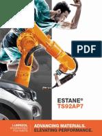 Estane TS92AP7 - High Heat Resistant TPU