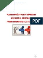 Resumen Plan Estratégico