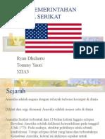 Sistem Pemerintahan Amerika Serikat