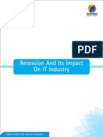 Recession and Its Impact on It Industry