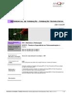 523273 Tcnicoa Especialista Em Telecomunicaes e Redes ReferencialEFA