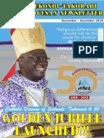 Diocesan Newsletter [November December 2018]