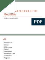 Sindroma neuroleptik maligna