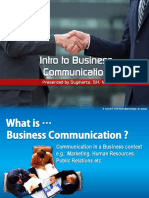 introtobusinesscommunicationonline-131010220308-phpapp01