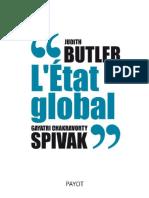 L'Etat global - Judith Butler et Spivak.pdf