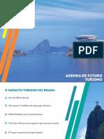 Apresentação do Diretor da Rio Convention & Visitors Bureau (Rio CVB), Philipe Campello