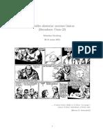01. Espacios de Probabilidad - Elementos de Analisis Combinatorio. Grynberg
