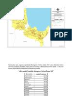 Deskripsi Peta Proyeksi