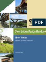 Stell Design Handbook for Bridge Structures Etc