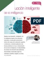 Evaluación inteligente de la Inteligencia