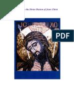 Akathist to the Divine Passion of Jesus Christ .pdf