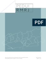 Resumo Executivo Plano Metropolitano