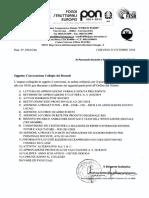 Collegio Docenti Del 29.10.2018