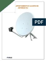 Tutorial Apontamento e Ajuste de Antenas Ku_versão 1.1