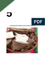 Elaboracion de Quispiño (Cenisfach)