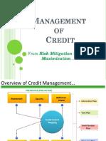 Management of Credit (Risk Mitigation to Profit Maximization) of ACI Ltd.