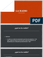 PRESENTACION RADIO