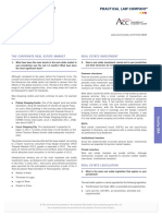 PLC Corporate Real Estate Handbook 2012