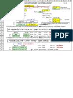 Calcul Escalier Génie Civil Avec Excel