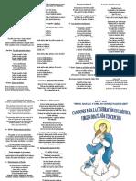 Cancionero Virgen Inmaculada