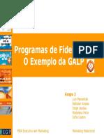 Programa Fidelizacao Galp