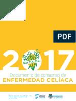 Documento de  Consenso sobre Enfermedad Celíaca_2017