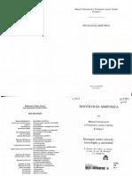 Domenech- Sociología Simétrica