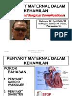 Penyakit Maternal Dalam Kehamilan.blok Repro 6.3.17.Daliman.dm17