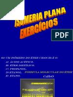 Exercícios sobre Isomeria.pptx