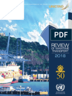 Review of Maritime Transport 2018 (UNCTAD)