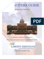 Free Voters Guide