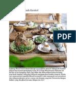 25 Kuliner Tradisional Jogja Part7