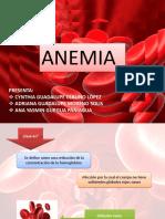 Anemia y Hemofilia