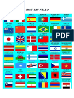 Day of Languages-Useful material for the English Class