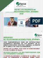 Derechos de Los Usuarios de Telecomunicaciones Para Jóvenes Ayuntamiento 2018
